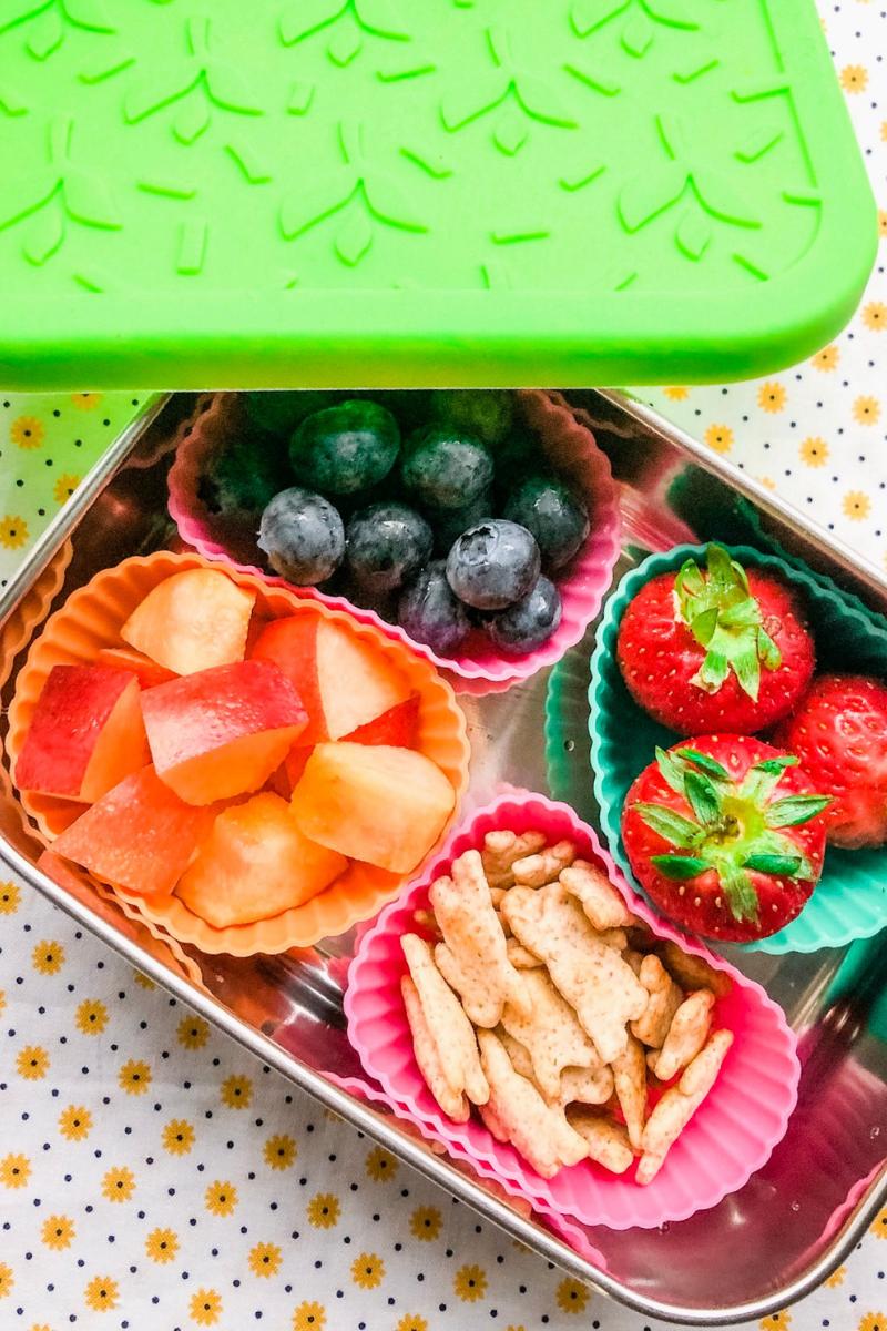 Plant-Based Diet, Plant-Based Snacks