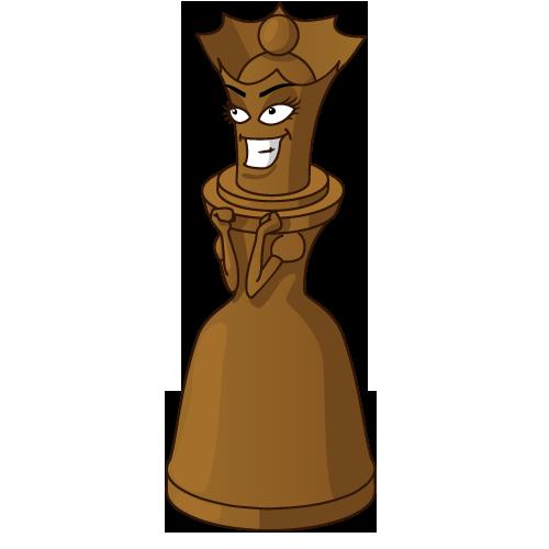 queen happy black.png