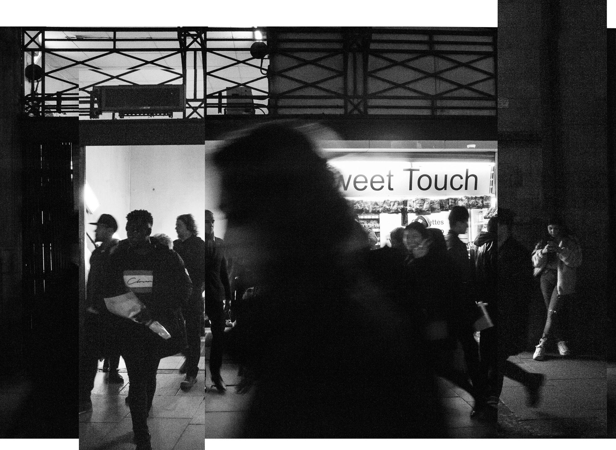 Seconds Apart    London, Spring 2019