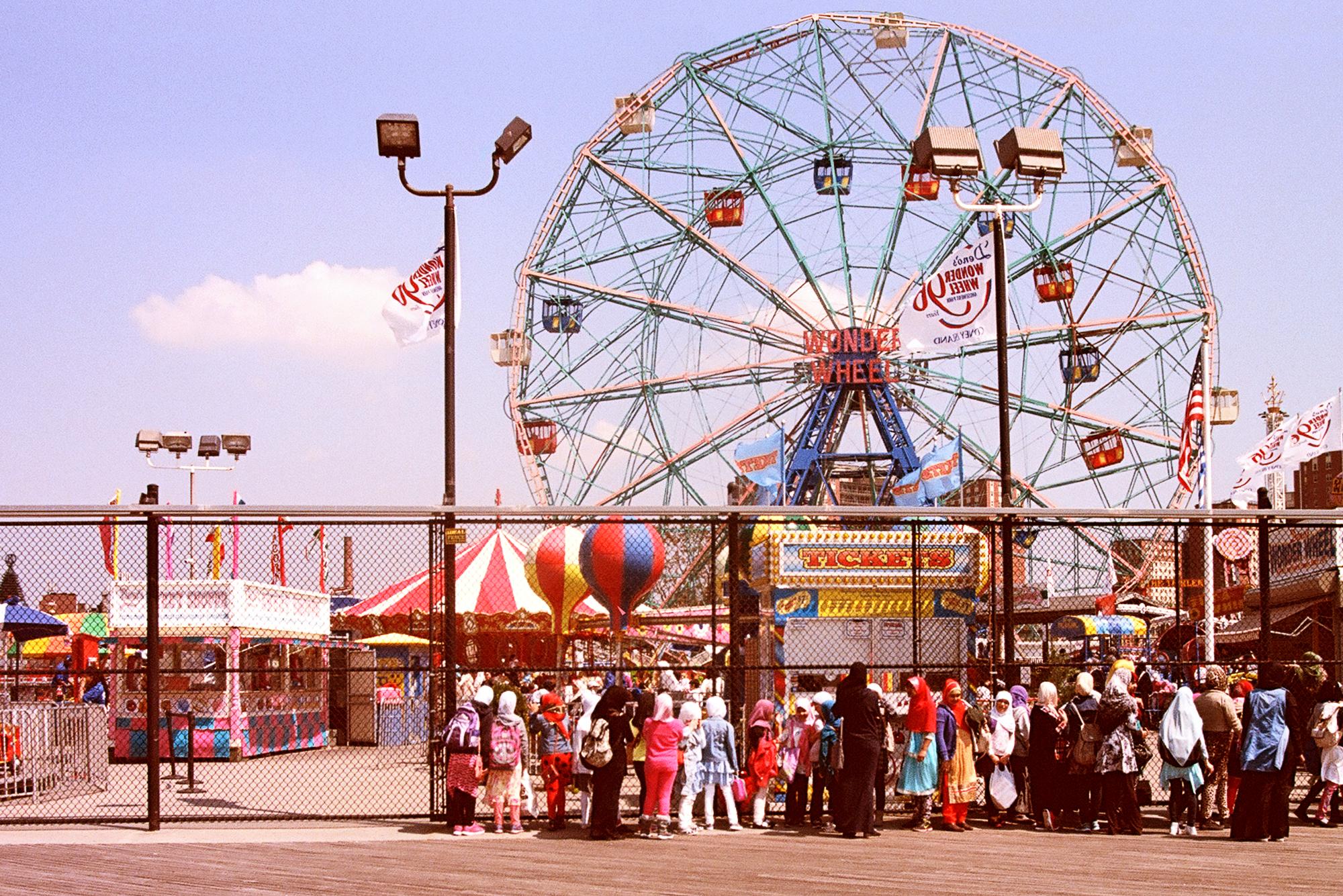 Coney Island, Summer 2016