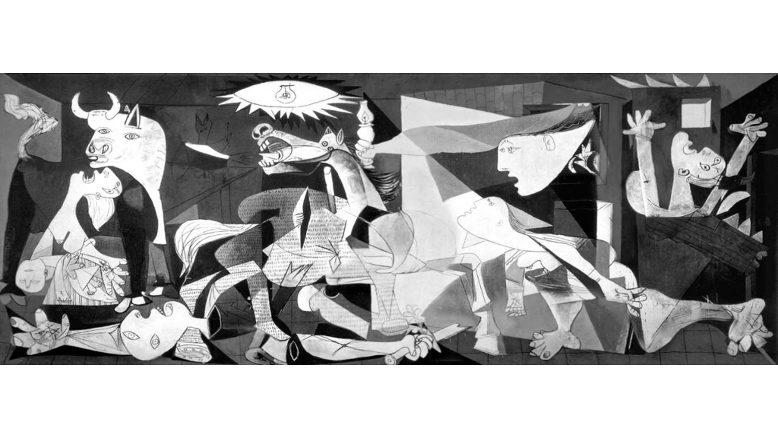 "PIcasso's ""Guernica"""