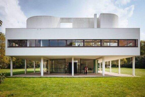 """Le Corbusier """"Villa Savoye"""""""
