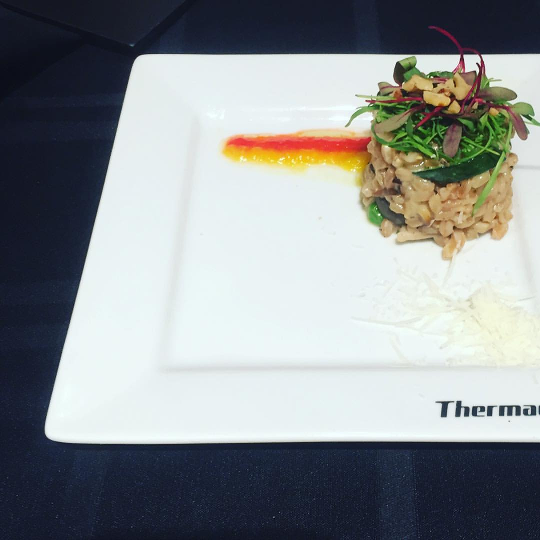 Thermador Kitchens cooking competition winner