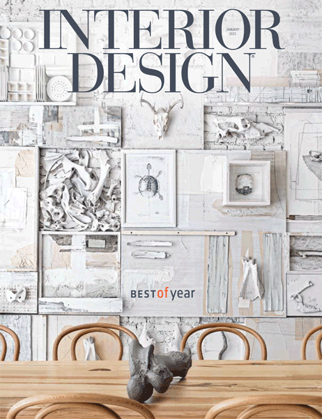 """Top 40 Design Firms"" by Interior Design Magazine"