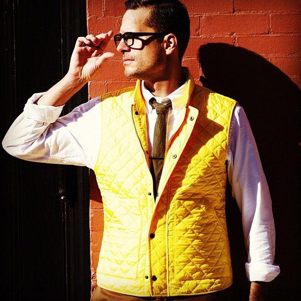 "Shot for ""MENS THREADS"" - A mens fashion blog by Matt Repicky"