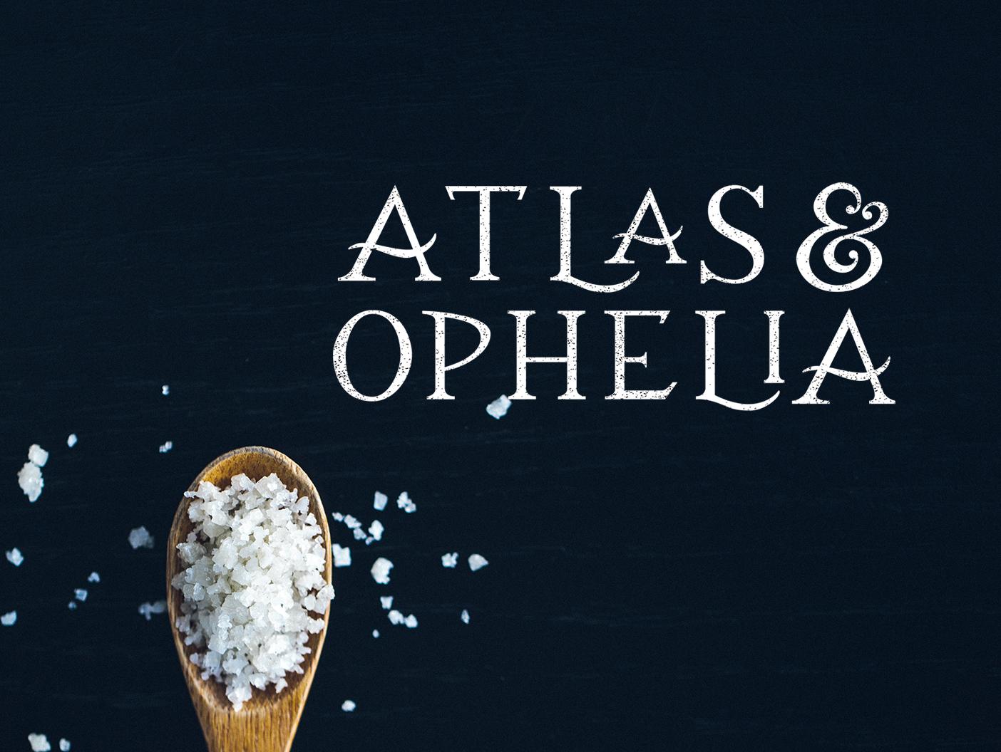 Atlas & Ophelia