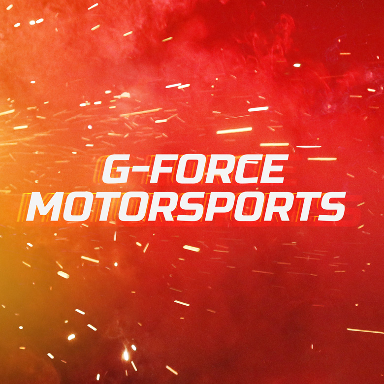 G-Force Motorsports Identity Design