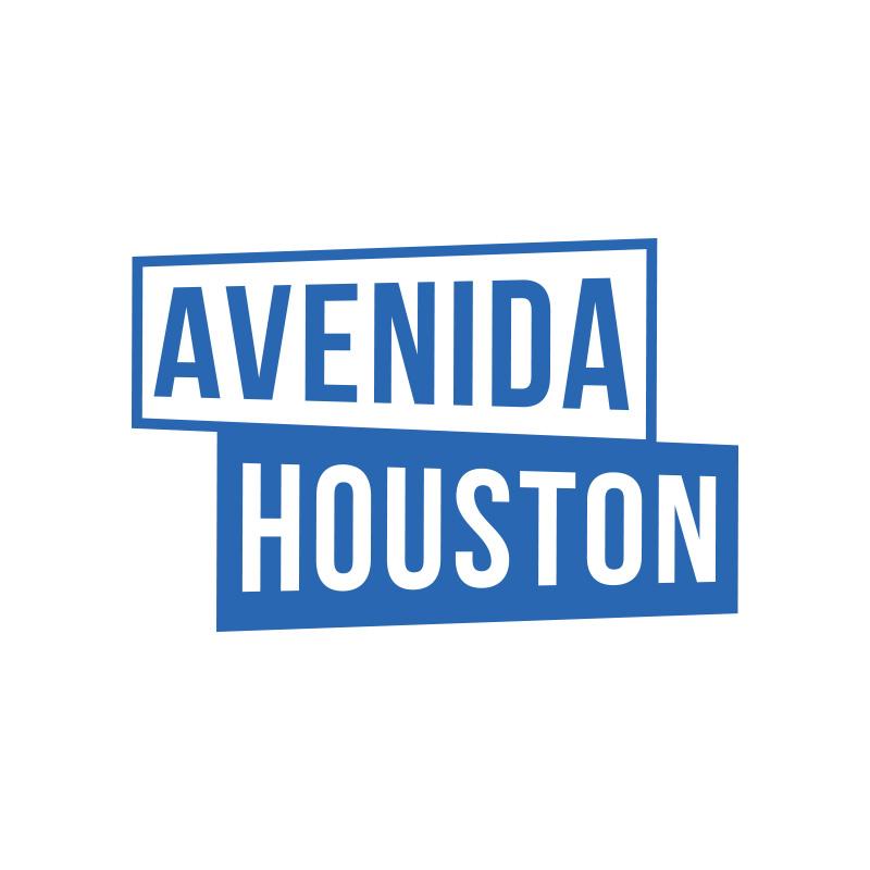 Avenida Houston 1-color Logo