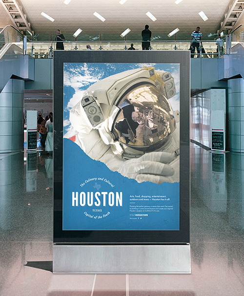 Houston Airport Billboards