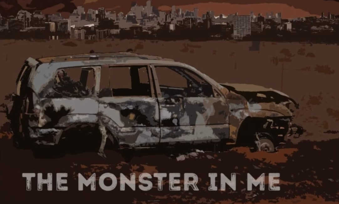 The Monster in Me by Alice Rendell & Gauthier André - The Monster in Me is a short piece of interactive fiction that explores moral choices in a post-apocalyptic world. The game was a personal project initially created for Ludum Dare 33.The game is available for free on itch.io.