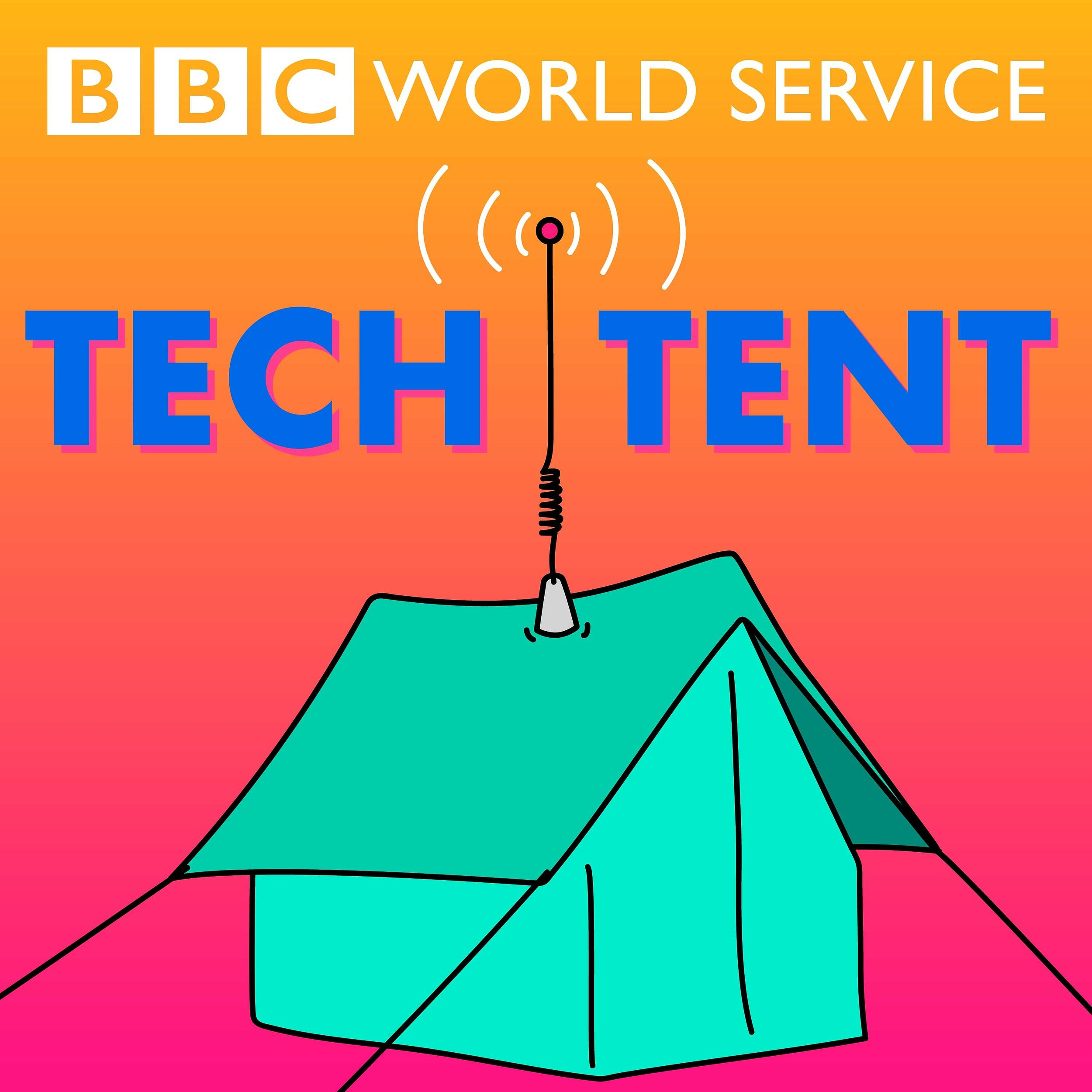 Interview with Tech Tent for the BBC World Service