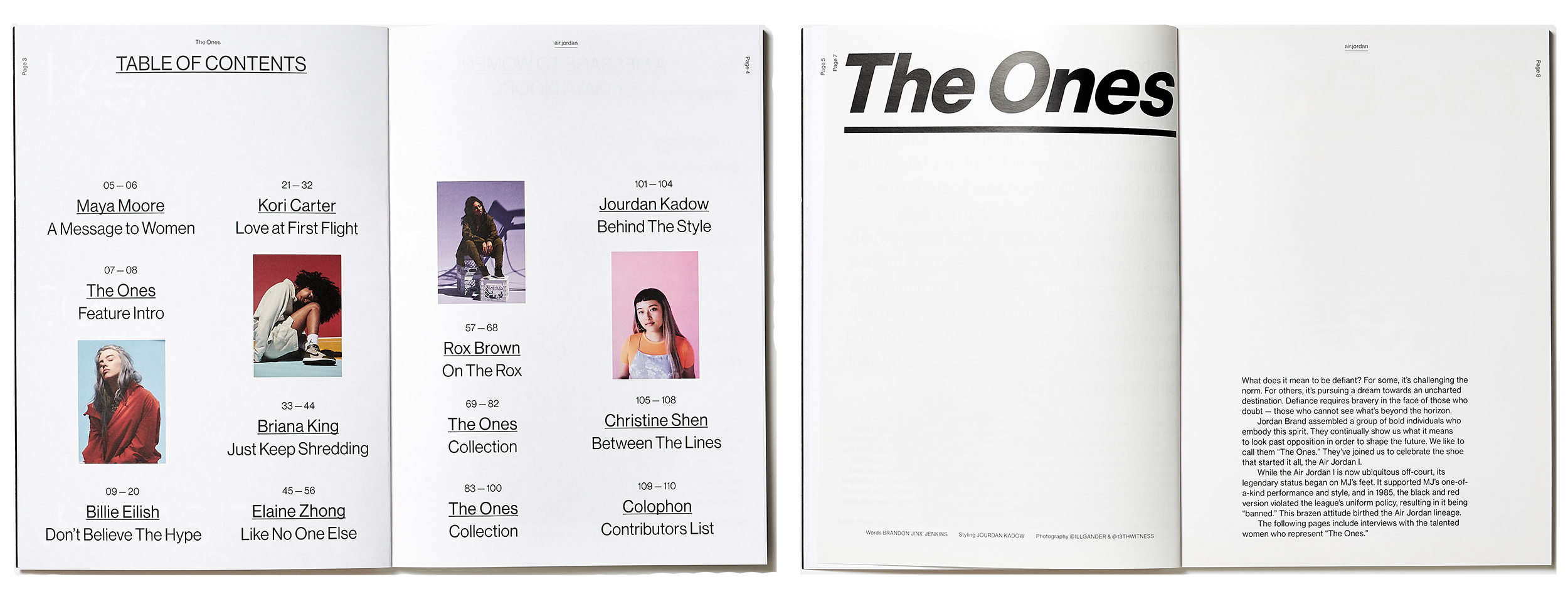 The Ones Zine TOC copy smaller.jpg