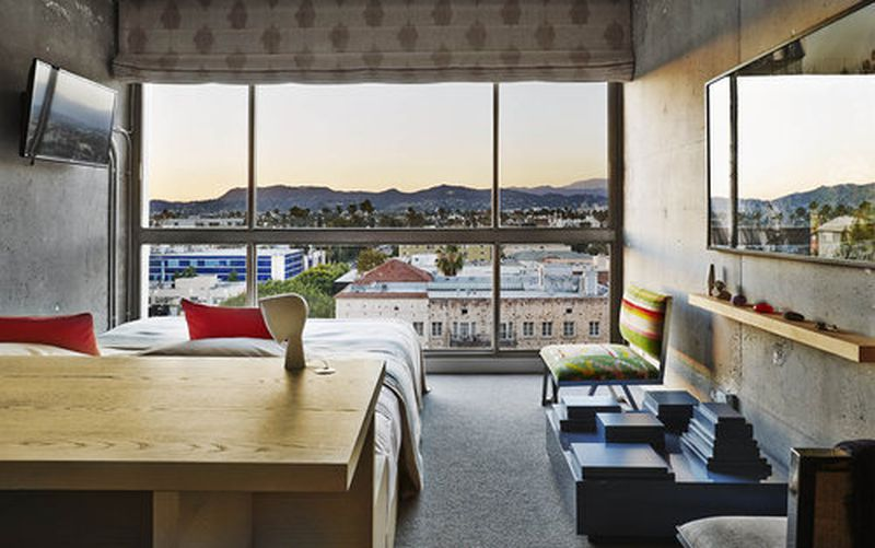 3 new L.A. hotels make Conde Nast's Hot List of 33 best in the world - Los Angeles Times