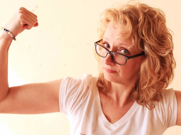 Angela - Yoga InstructorAngela's main focus though is with middle age and older and those with chronic pain and/or limitations…