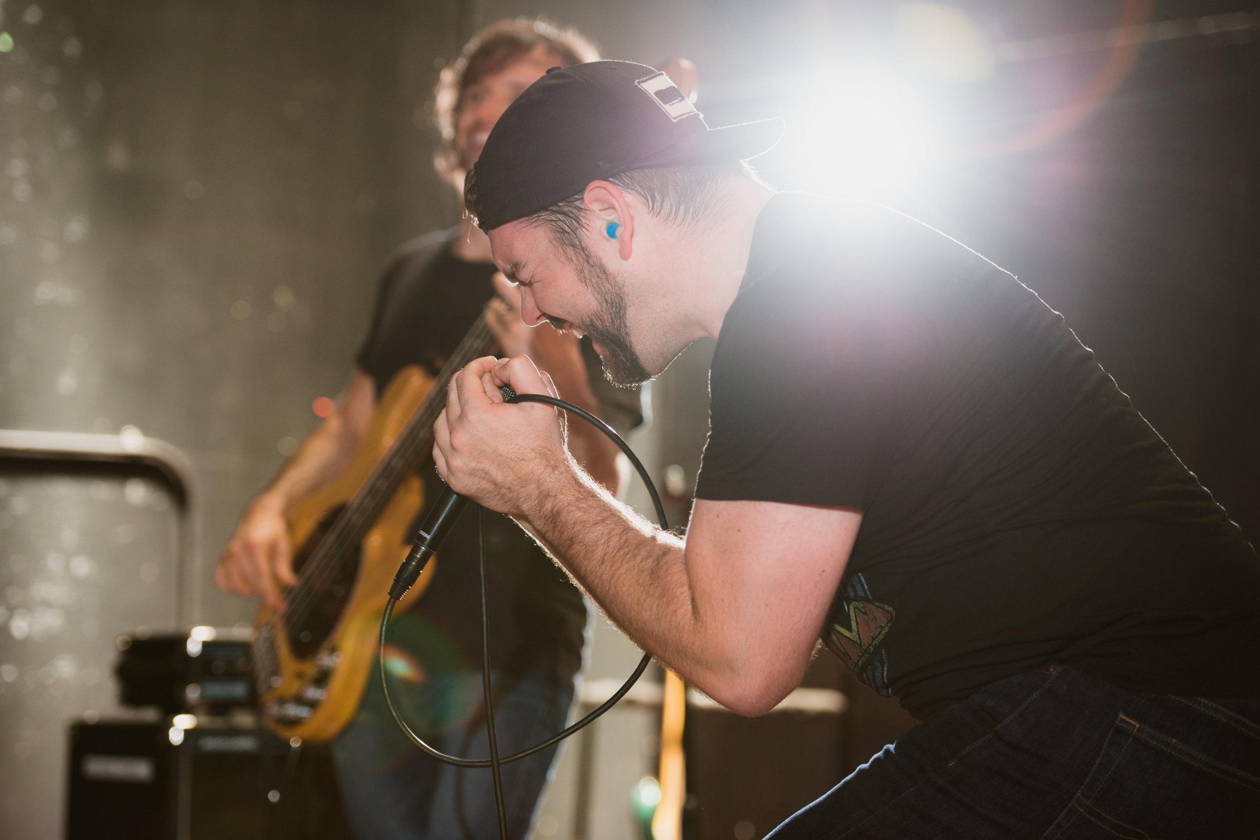 floyd tucker - lead singer