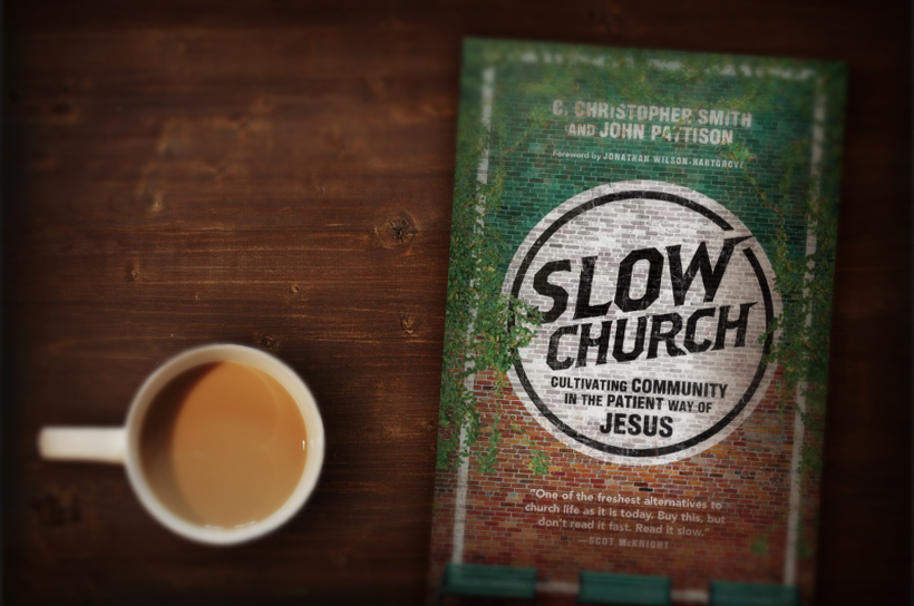 Slow Church the book