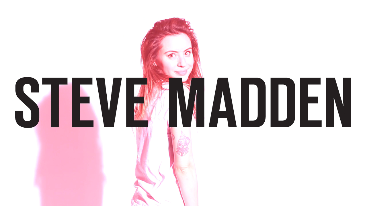 Steve Madden internal SNS video