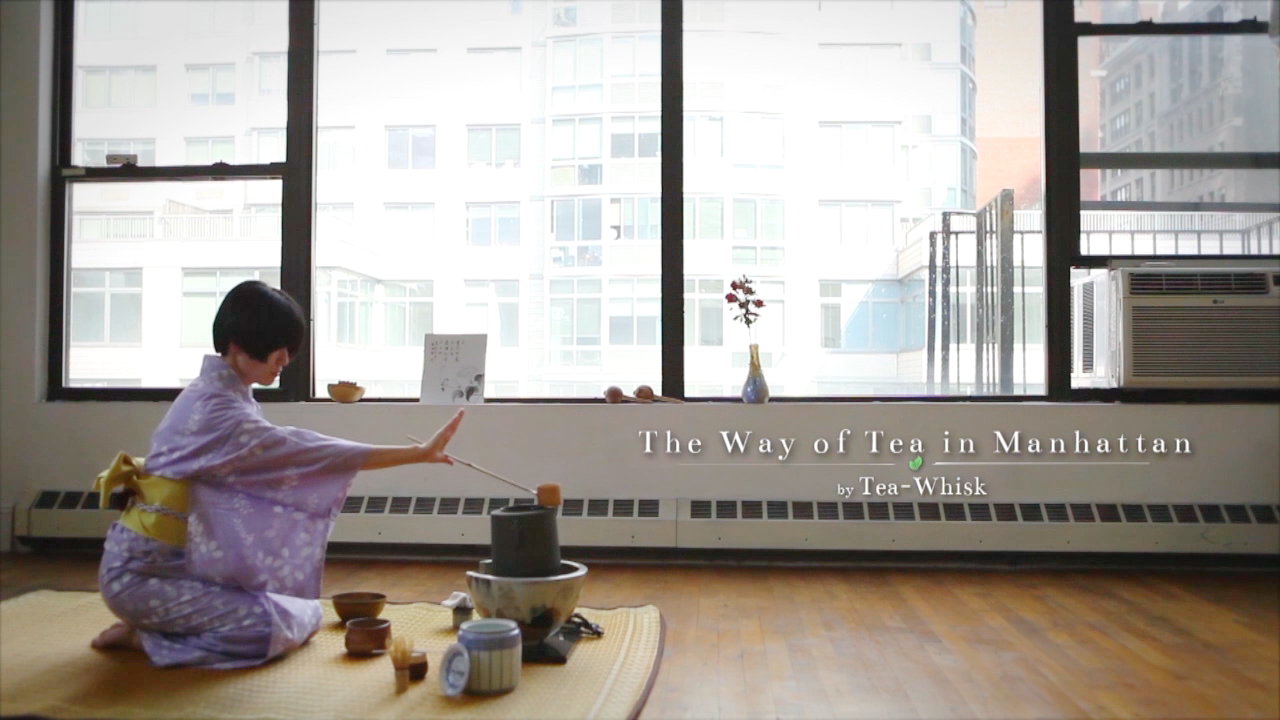The Way of Tea in Manhattan