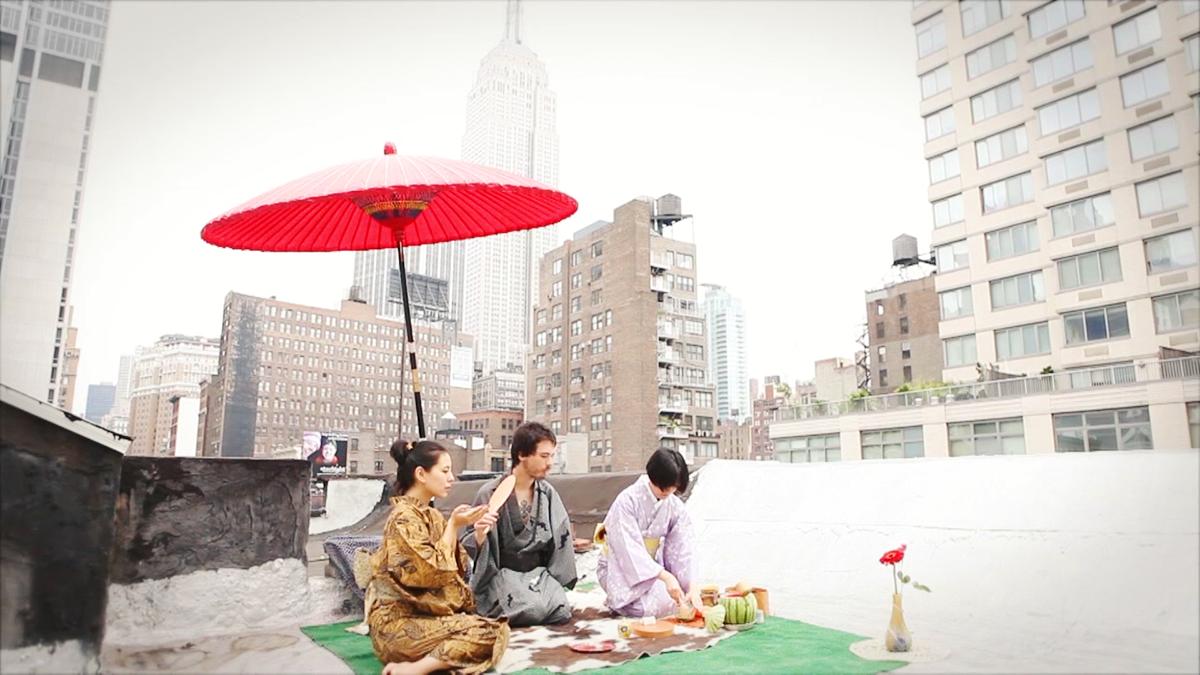 The Way of Tea in Manhattan