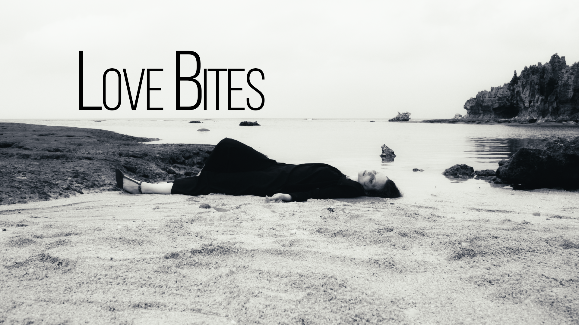 "coming soon "" LOVE BITES""   What did love do for her? Almost killed her, but not quite. A mysterious woman washes ashore off the southern island of Japan. Heartsick, she must forsake love or die…"