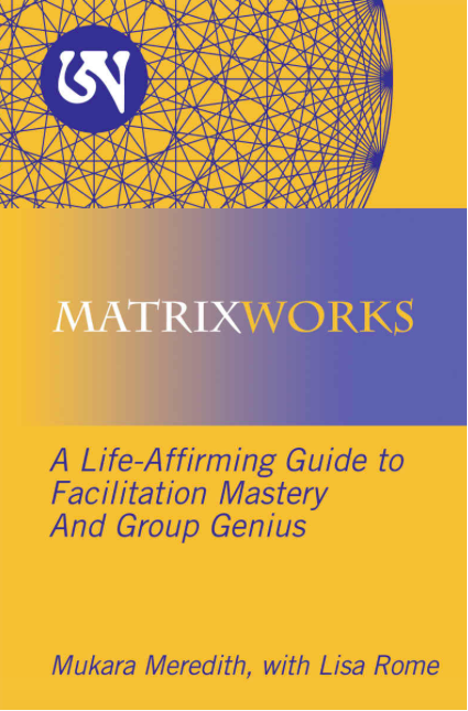 - MatrixWorks is a facilitation model that uses practical application of Buddhism, systems thinking, holistic leadership, and neuroscience to make groups thrive as living systems. Our approach is designed to generate a feeling of aliveness in every individual and the whole group, so that the collective may become a dynamic body that self-organizes in harmony with its environment. We've developed this model to share the theory and practice of what's needed to create groups that work for everyone, and we imagine that you're here because you have within you a sense of what's possible when groups come together to make magic. These tools are needed to understand and transform the complexities of relationships among partners, families, teams, organizations, and groups of any kind.As we decode the mysteries of relational health, we unleash the creative, and often hidden potential of groups to experience evolutionary transformation. This book will prepare matrix-inspired leaders to function effectively and nourish life in times of chaos and profound change.
