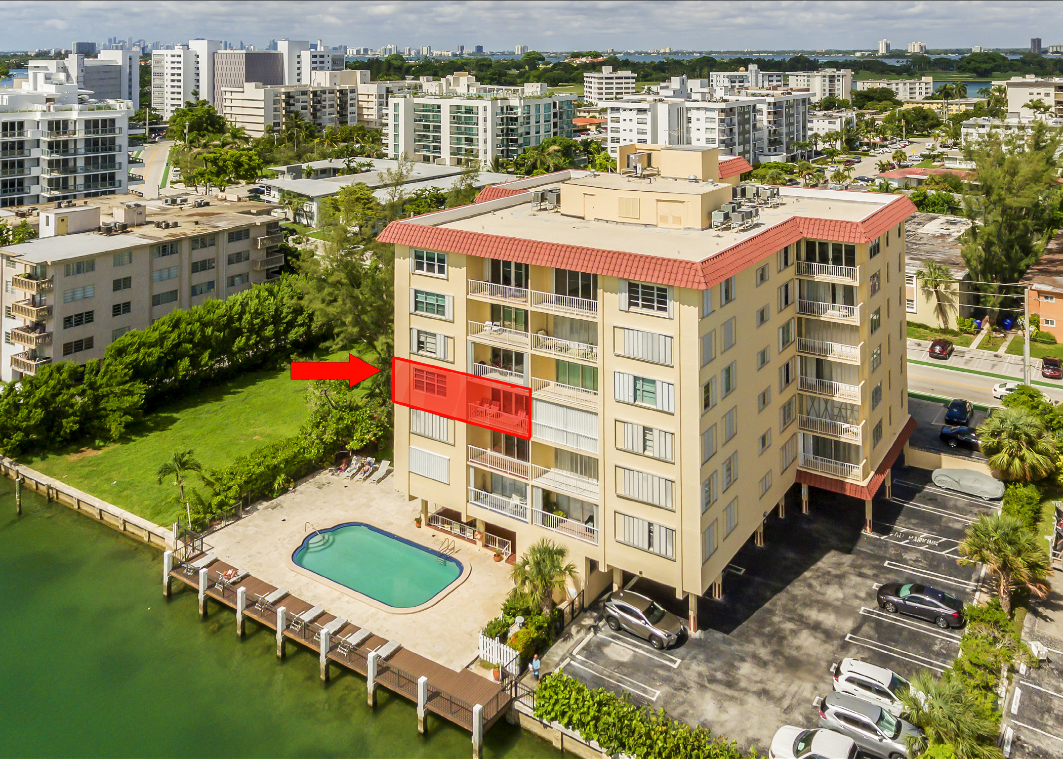 Aerial Photography in Miami Florida