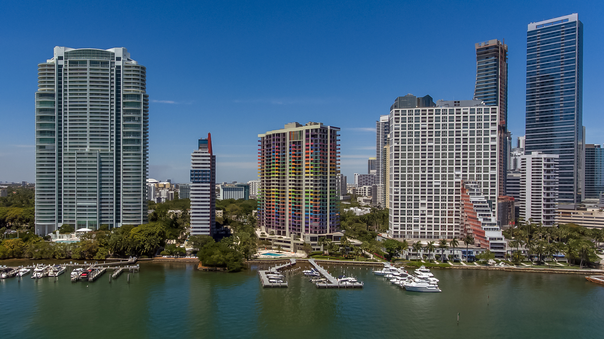 Drone Photography in Miami