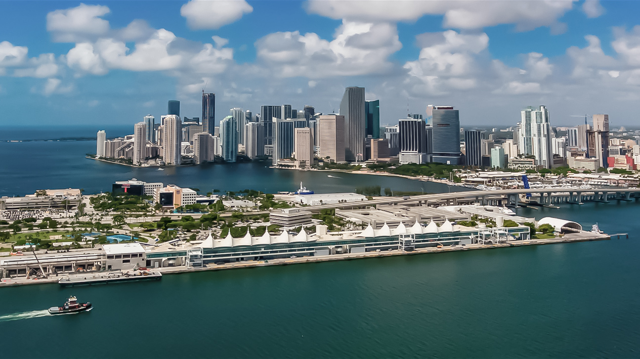 Drone Photography in Miami Florida