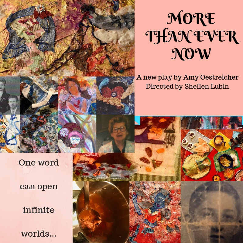 MORE THAN EVER NOW -