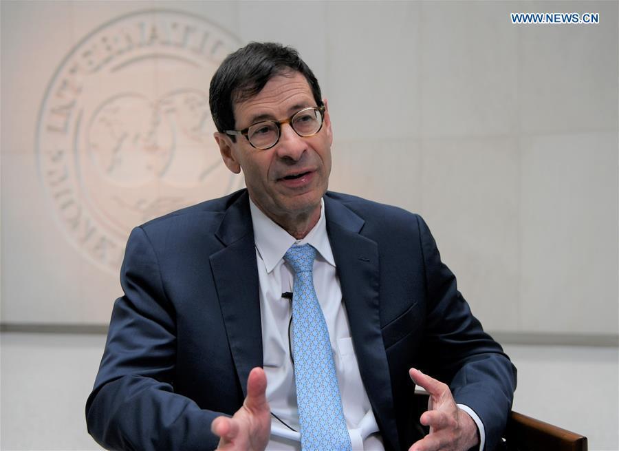 IMF Chief Economist Says U.S. Tariffs Won't Reduce Trade Deficit - Xinhua, August 8, 2018
