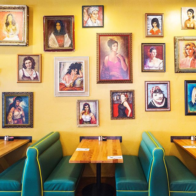 Today marks 50 years for @poncesmxrestaurant in Kensington. We're honored to have handled publicity for this occasion and a community favorite. Fun fact: the portrait wall at Ponce's includes staff who've worked here 10+ years and longtime loyal customers. . . . . . #visitsd #visitsandiego #eatsandiego #eatersandiego #eater #foodandtravel #kensingtonsd #kensingtonsandiego #sandiegoeats #youstayhungrysd #portraitpainting #artsandiego #artsd #sandiegoart