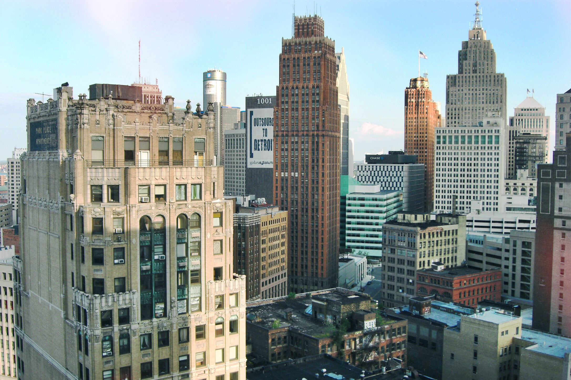 Dan Gilbert is slowly but steadily acquiring some of the most prominent buildings in Downtown.