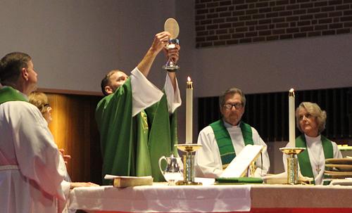 Meet Clergy & Staff