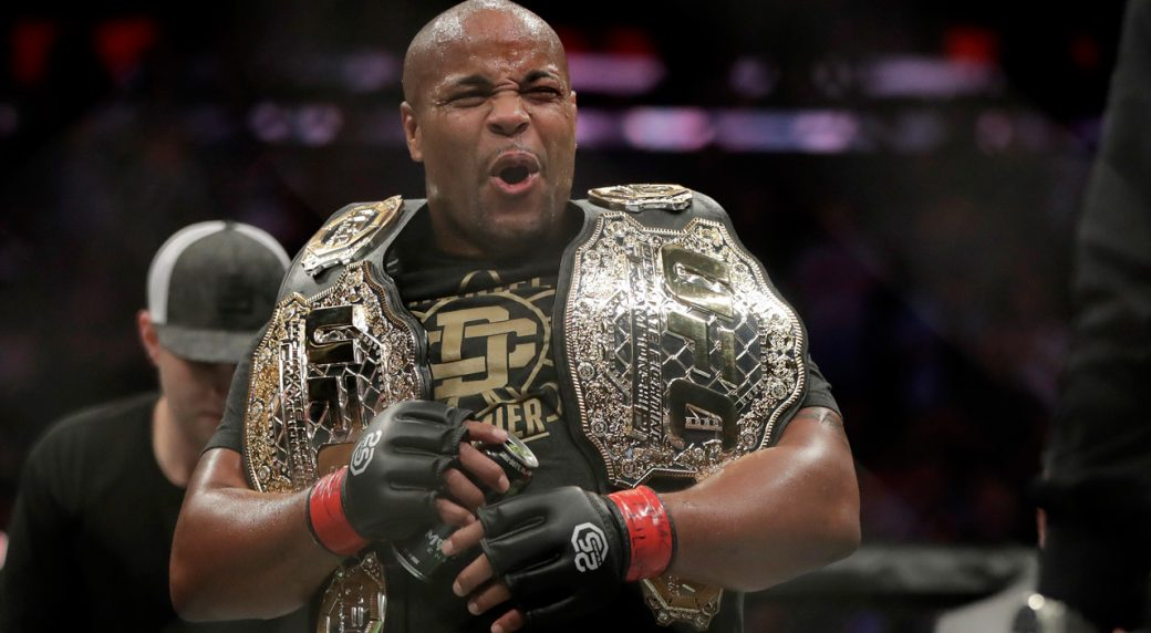 Ultimate Fighting Championship - Your go-to source for the latest news & updates surrounding the UFC and its athletes.