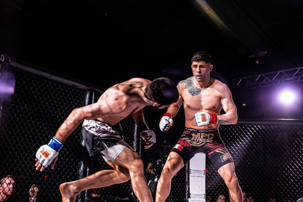 Adam Assenza Striking Coates MMA Ontario.jpg