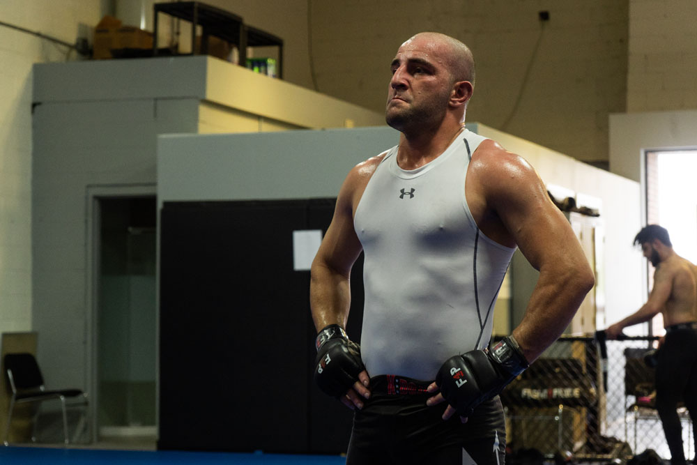 Vladimir Kazbekov is easily the most entertaining fighter in all of Ontario MMA.