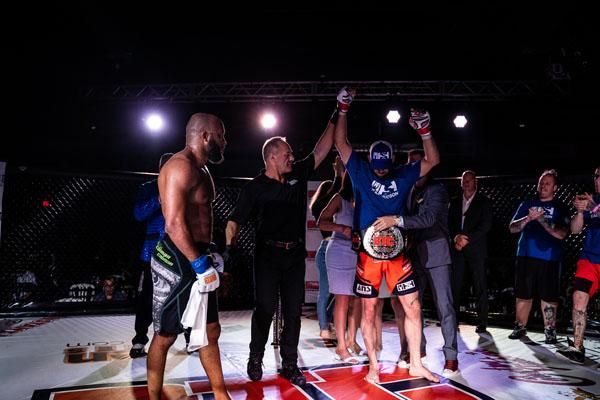 Scott Hudson: The New Super Lightweight Champion at BTC 6 on June 1st, Burlington