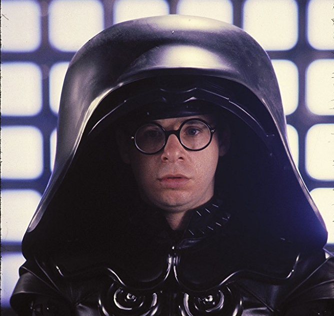 Seriously some fighters be looking like this (Source: Spaceballs)