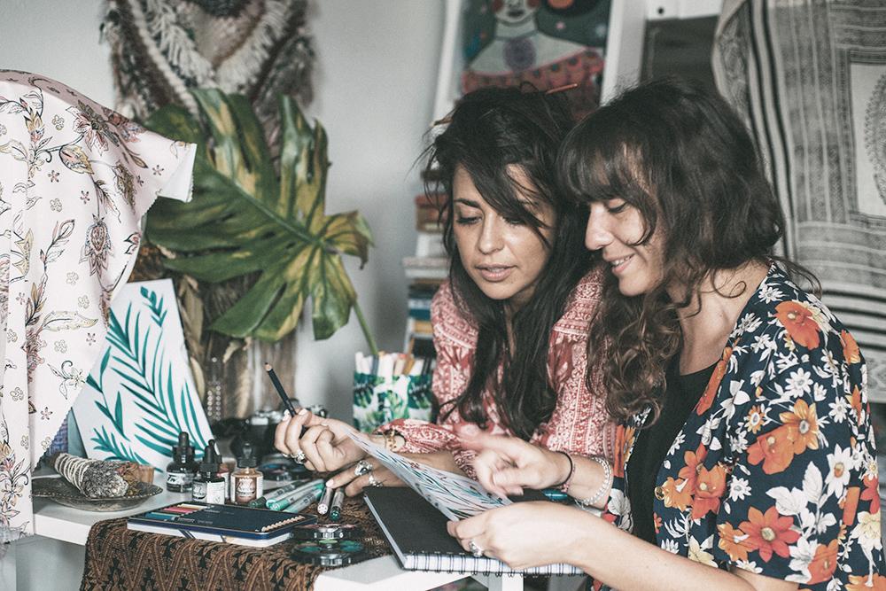 eigentijds & creatieF op pad - Klaar voor 'n frisse dosis inspiratie en creatieve energie? Dat zit wel snor met een creatieve workshop vakantie van Cobo&Co!