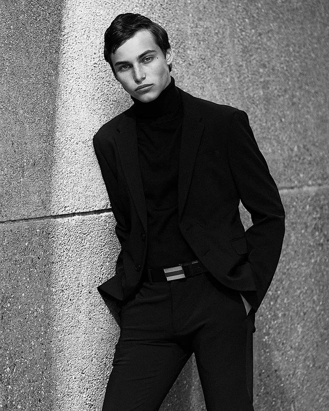 Nick — Styled by @shaunstyles // @launchmodels