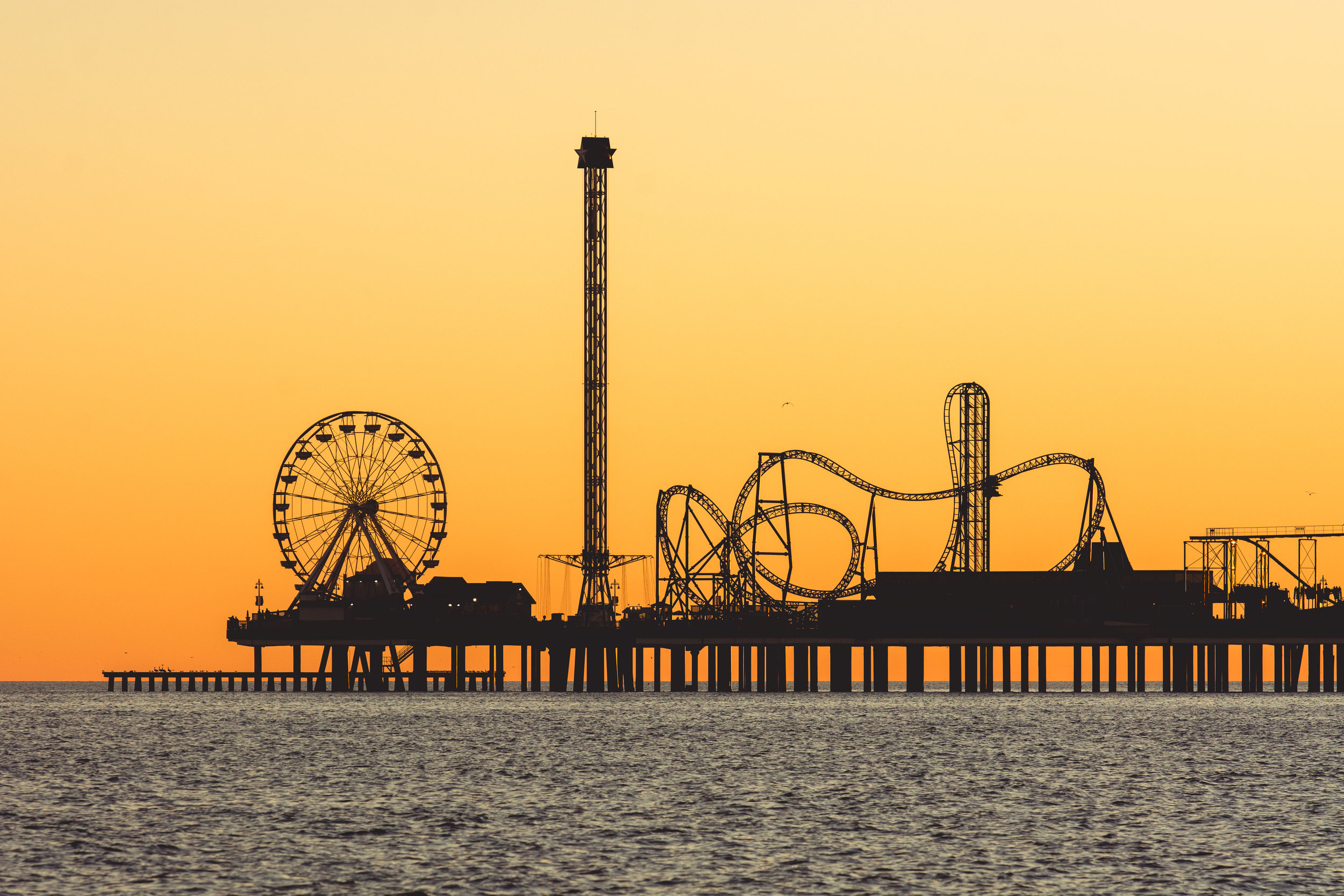 Photo Title: Pleasure Pier Photo by: Matthew Specht