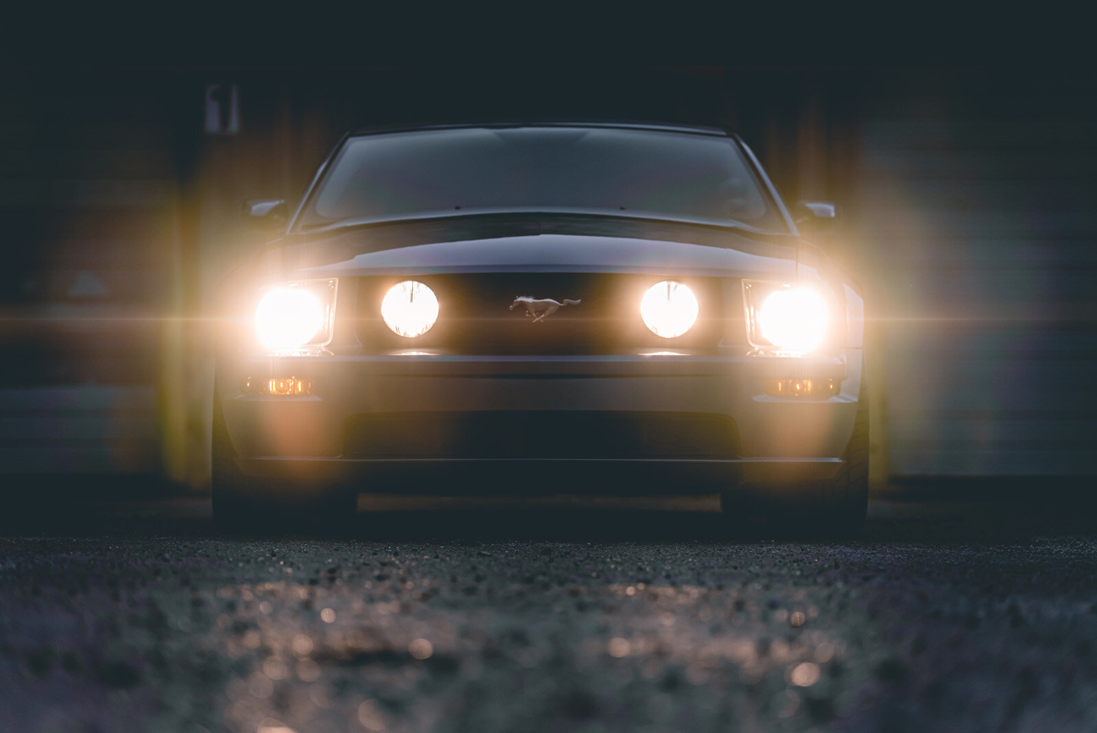 Automotive Light Painting