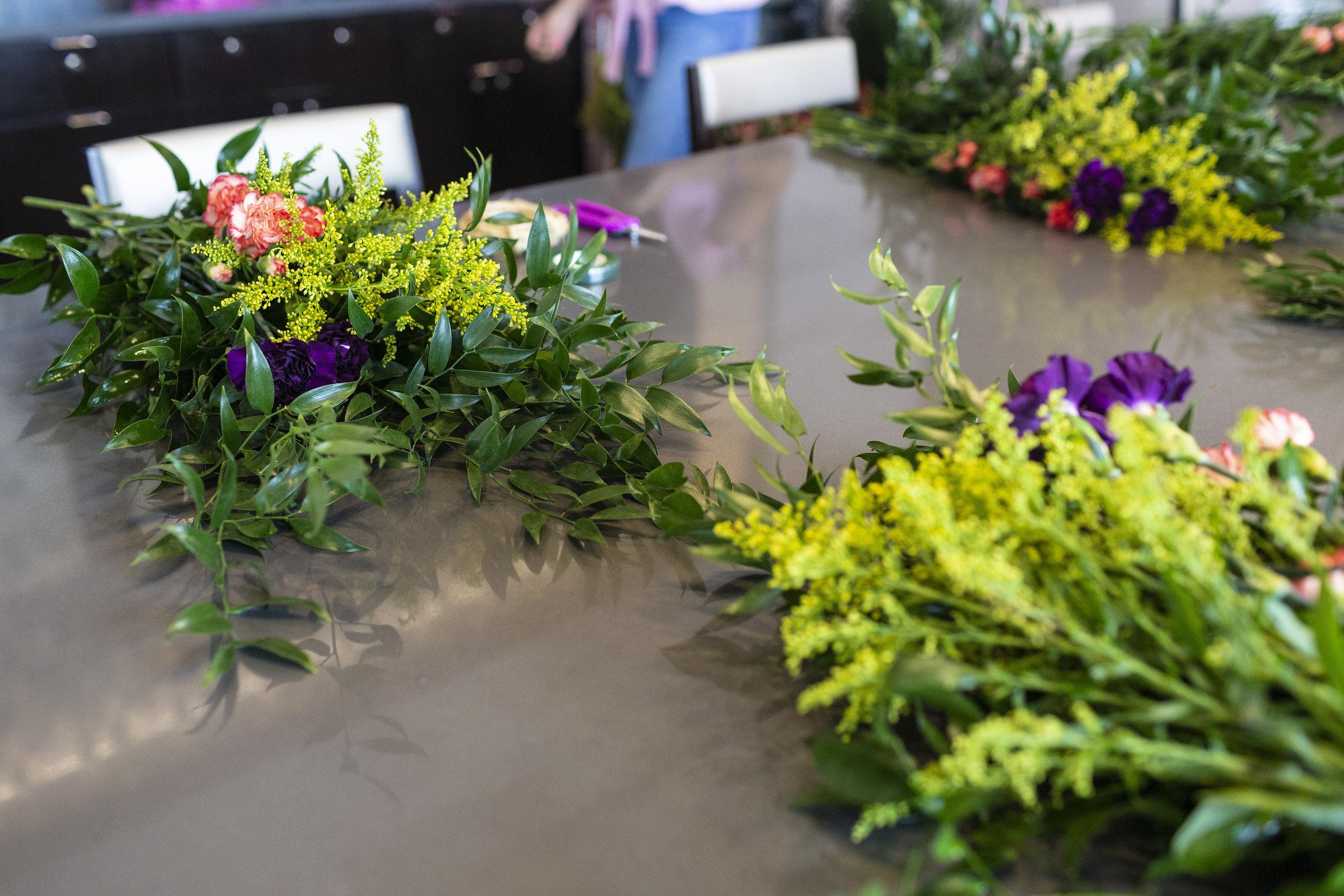 Floral Workshops In Houston by Casa De Flores