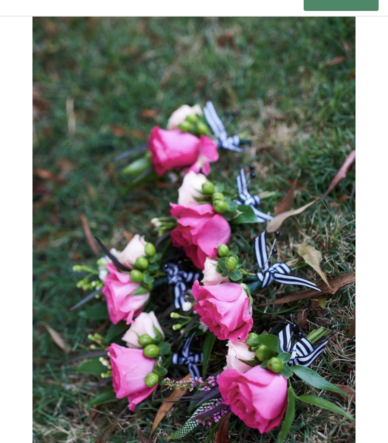 KateSpadeWeddingFlowers Houston Texas Florist CasaDeFlores