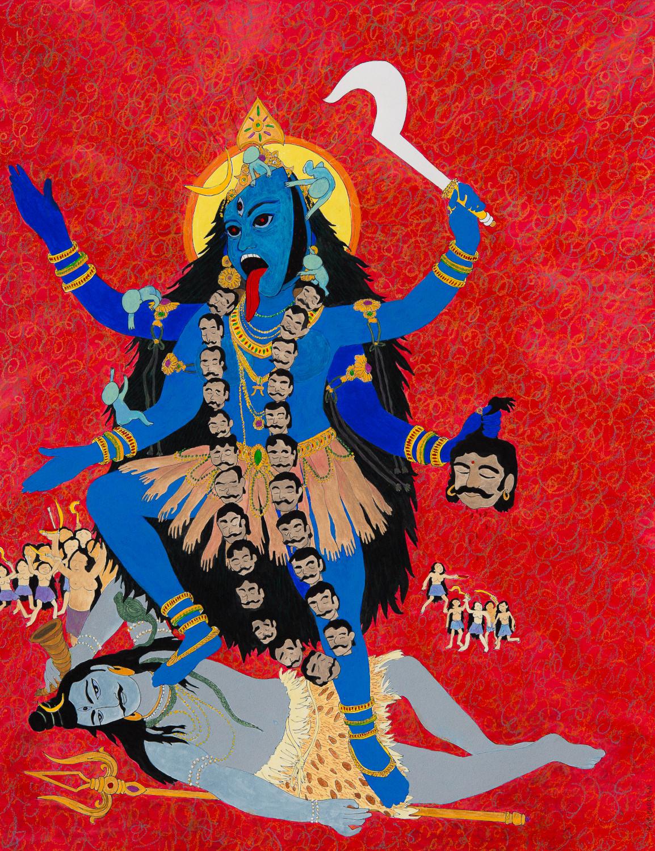 """""""Mother Kali"""""""