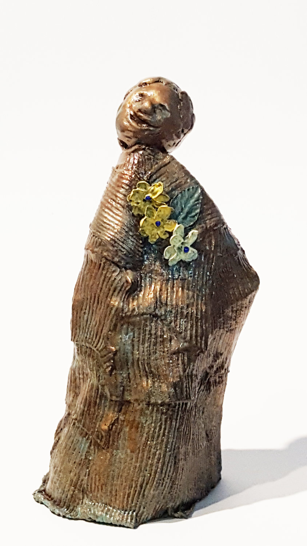 bronze child w flowers 5 front.jpg