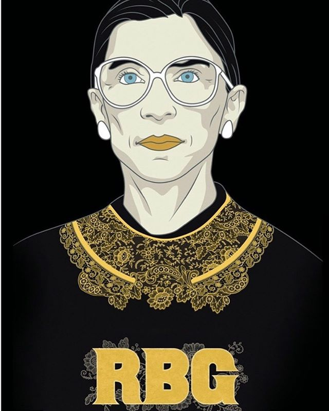 So I'm probably late to the #notoriousrbg train but she is one powerful and amazing lady! I watched this documentary today on my flight to Chicago and had to shield my face so the man next to me wouldn't see my tears of inspiration. She has been instrumental in fighting gender discrimination for over 50 years. If you don't know who she is and haven't watched this doc, you need to go check it out! Raise your hand 🙋‍♀️ if you've seen it and agree!  #eatingdisorderawareness #eatingdisorderrecovery #dallastherapist #addiction #recovery #edwarrior #bopo #bopowarrior #effyourbeautystandards #bodypositive #inspiration #motivation #change #therapist #therapy #therapistlife #personalgrowth #healthylifestyle #dallas #whitneyrusselllpc #womensupportwomen #feminism #empowerment #womeninspiringwomen #momlife #motherhood #postpartum #postpartumbody #dietculture