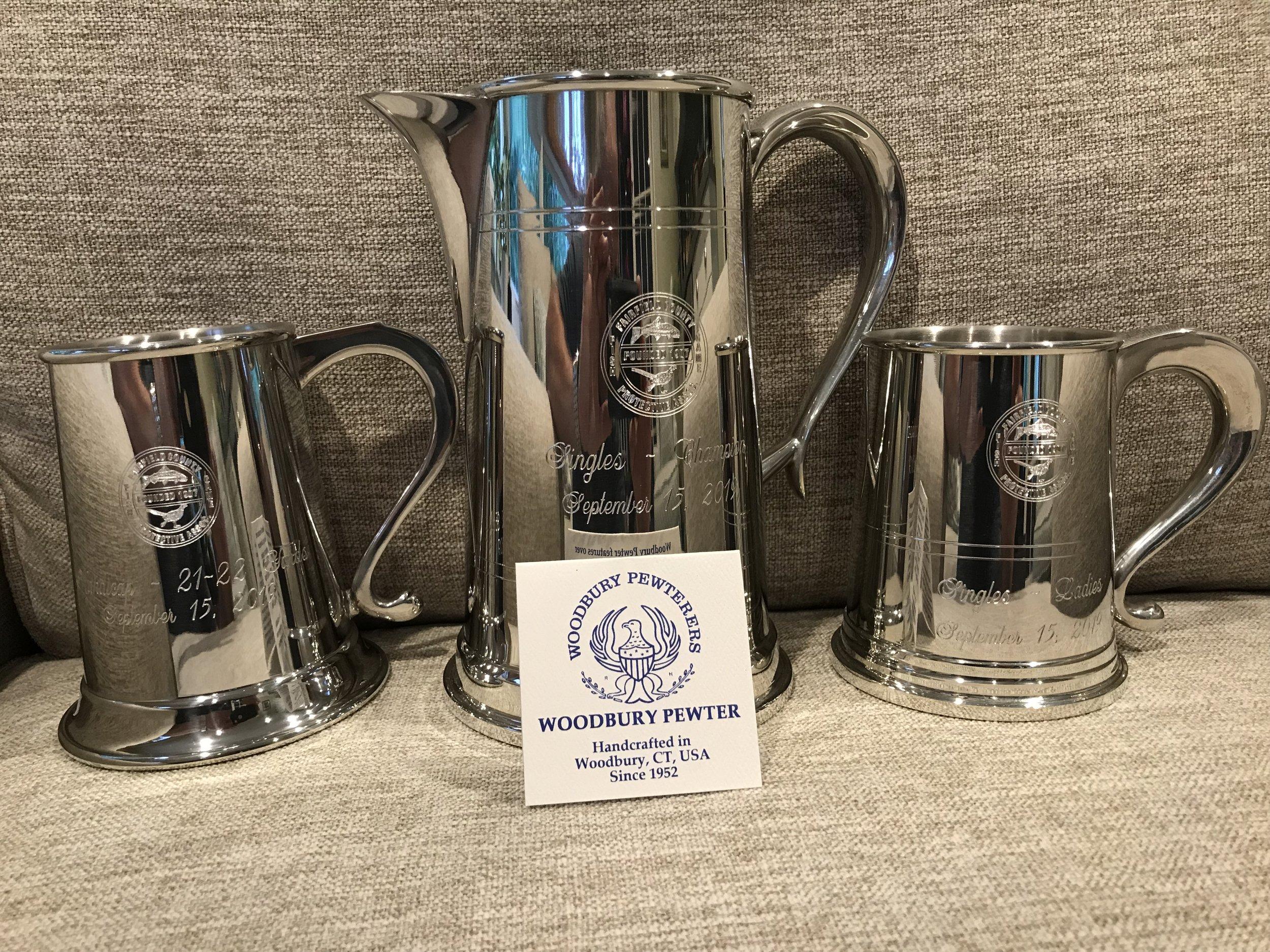 Awards for ATA shoot September 15, 2019