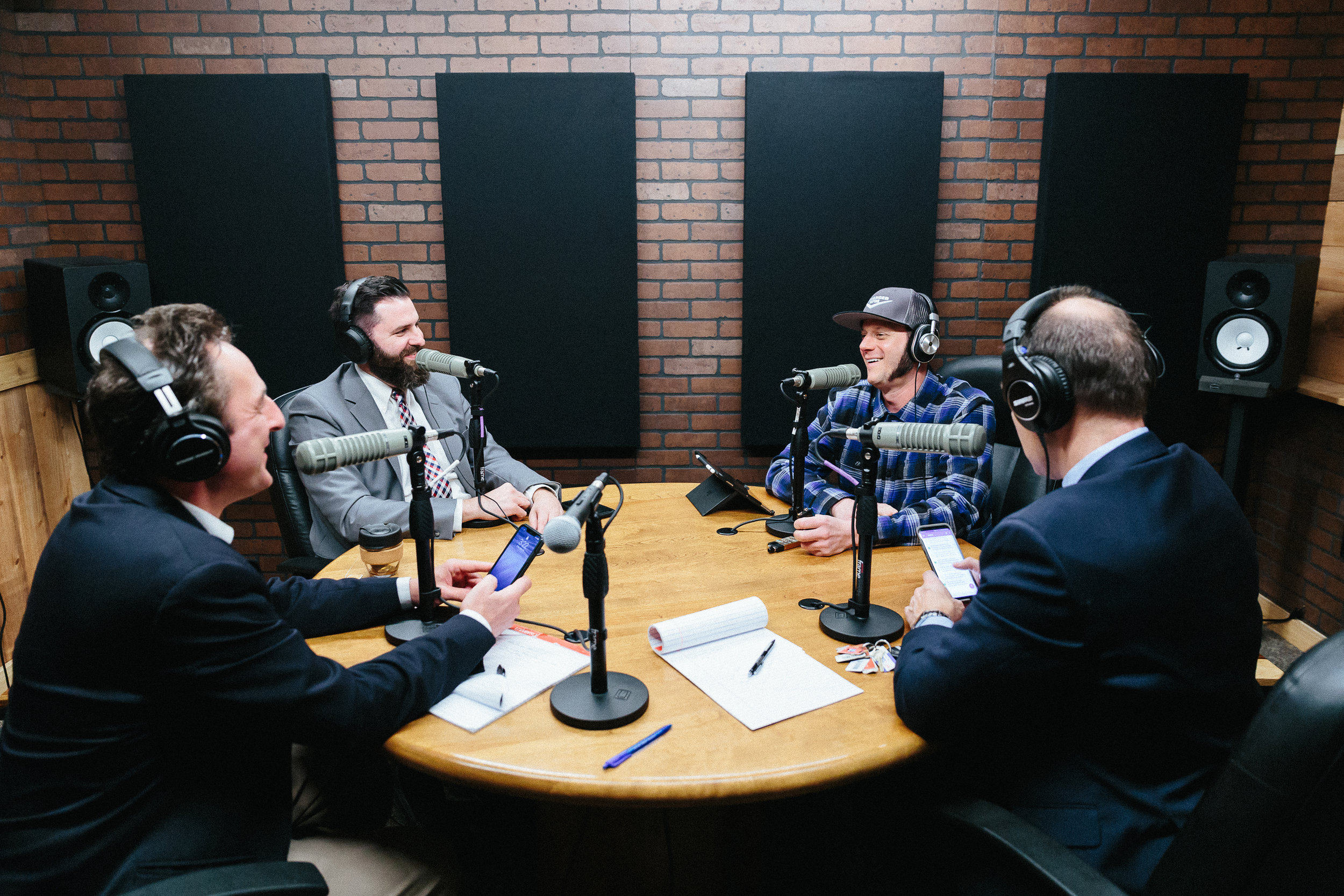 Podcasts - Want to create a professional studio-quality podcast, but don't know where to start? Let us help.