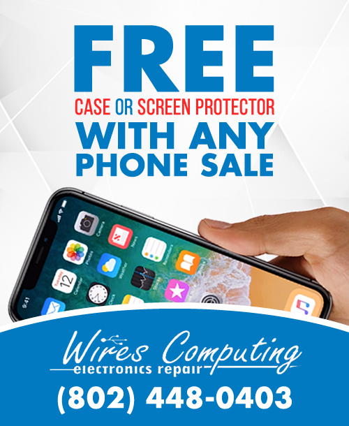 free case deal coupon wires computing